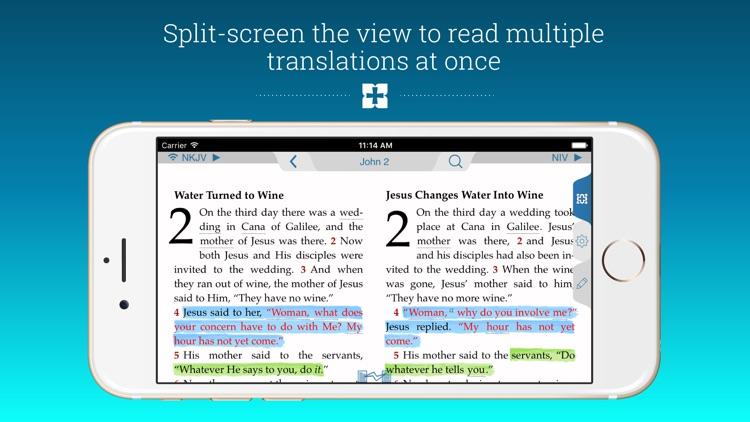NIV Study Bible screenshot-3