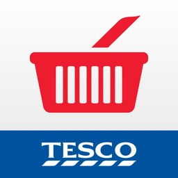 Tesco Fresh Groceries - iPad