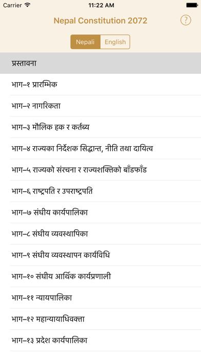 Nepali Constitution 2072