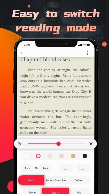 VolcanoEbook-Novel,Story&Read screenshot-4