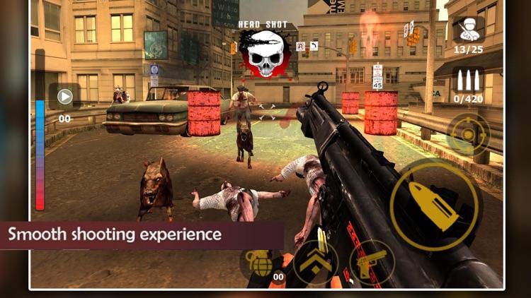 Zombie Shot Killer