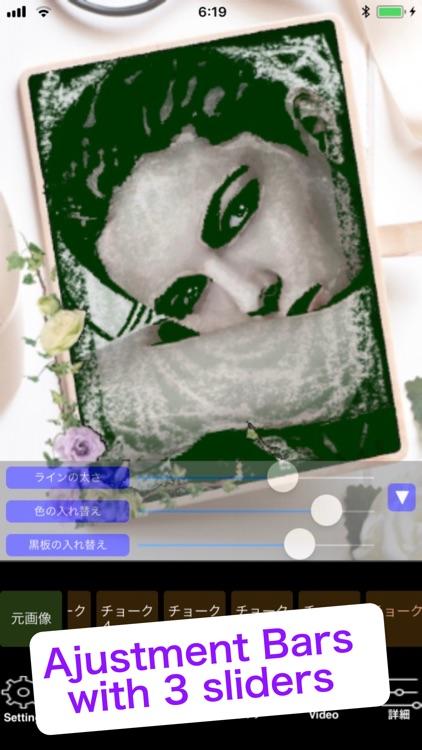 Chalk Art-photo editor,filters