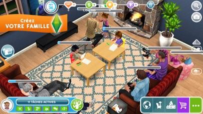 Les Sims Freeplay sur iPad-capture-6