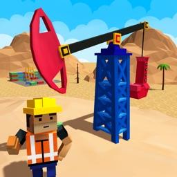 Petroleum Oil Mining Craft Sim