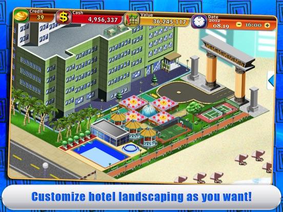 Screenshot #4 for Hotel Tycoon 2