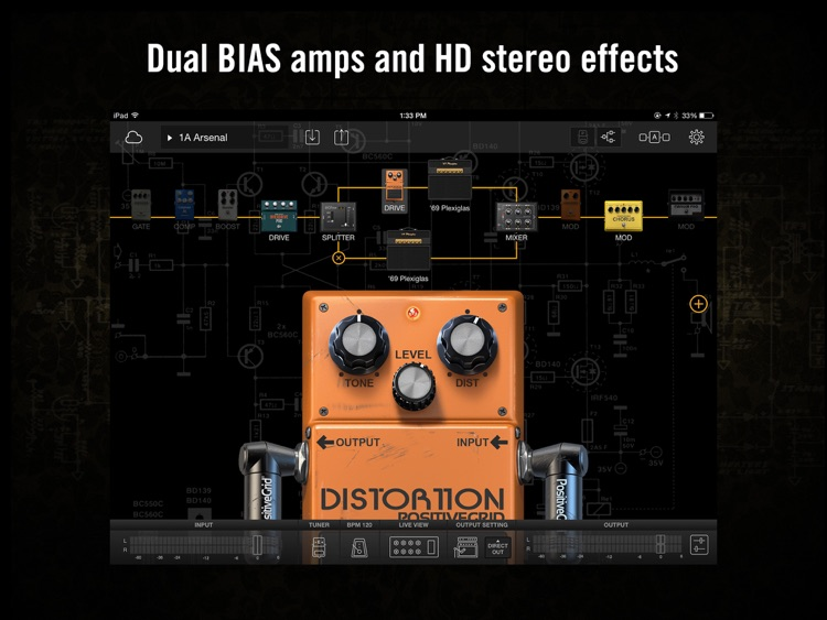 BIAS FX: Guitar Amp & effects screenshot-1