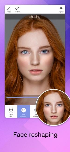 Mira: Selfie Editor on the App Store