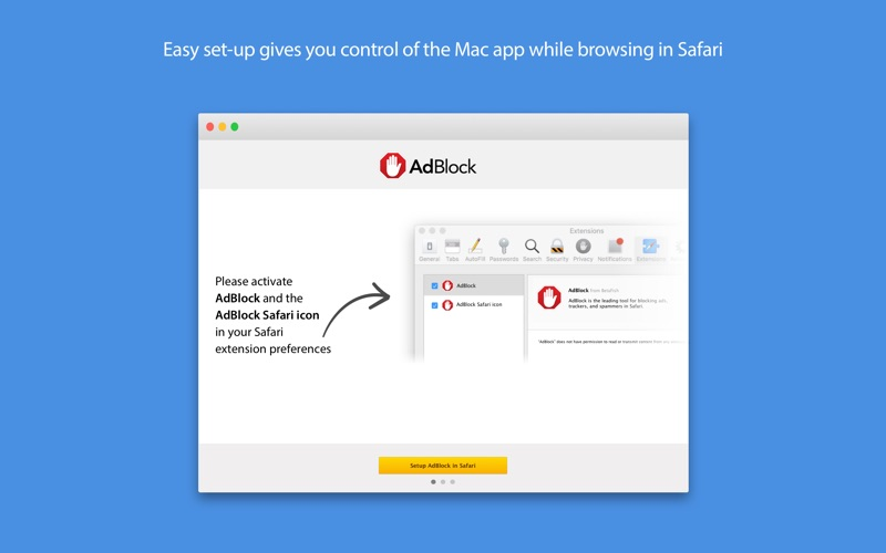 AdBlock for Safari for Mac