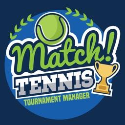 Match! Tennis Tournament Mgr
