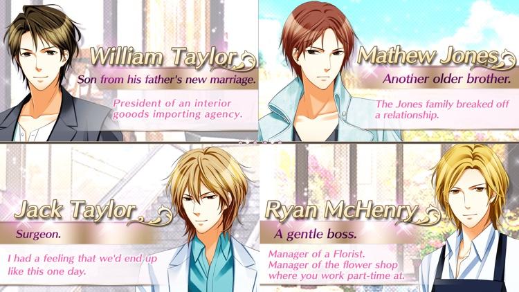 Forbidden Love otome games screenshot-3