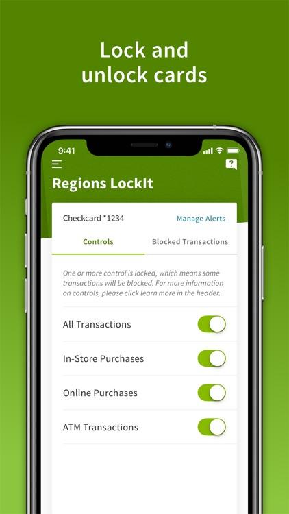 Regions Mobile screenshot-5