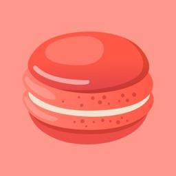 Cherry Desserts Stickers