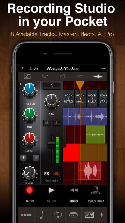 AmpliTube CS screenshot-5