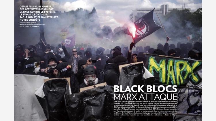 Paris Match Belgique screenshot-8