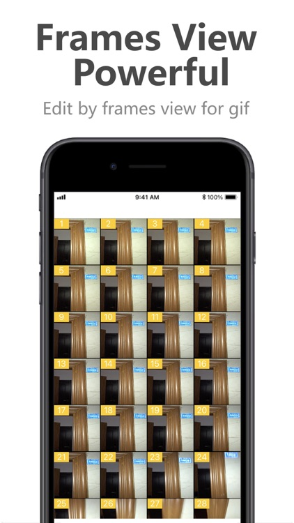 GIF Maker-GIF Editor & Creator screenshot-3