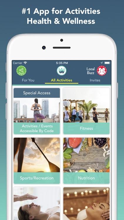 TagWell-Wellness & Activities