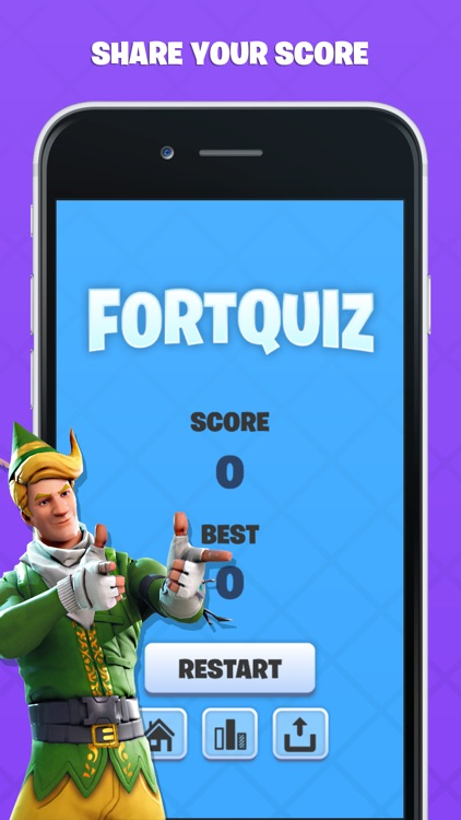 Quiz for Fortnite VBucks Pro screenshot-4
