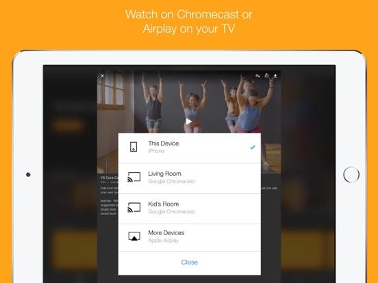CorePower Yoga On Demand screenshot 8