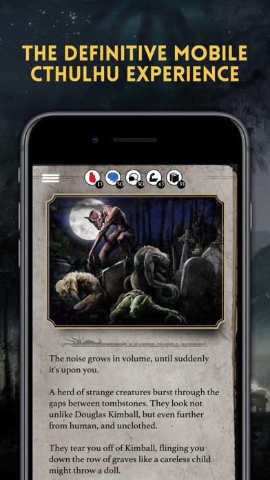 Screenshot 2 Cthulhu Chronicles