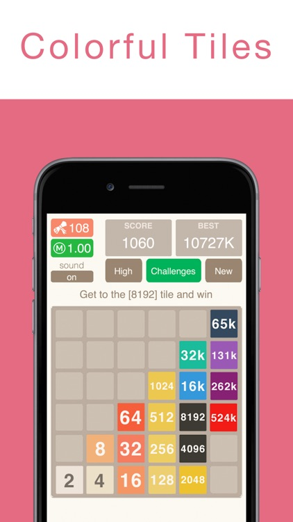 2048 6x6 screenshot-2
