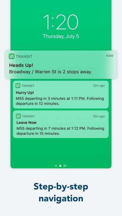 Transit • Subway & Bus Times screenshot-7
