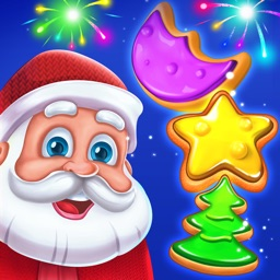 Christmas Cookie - Help Santa