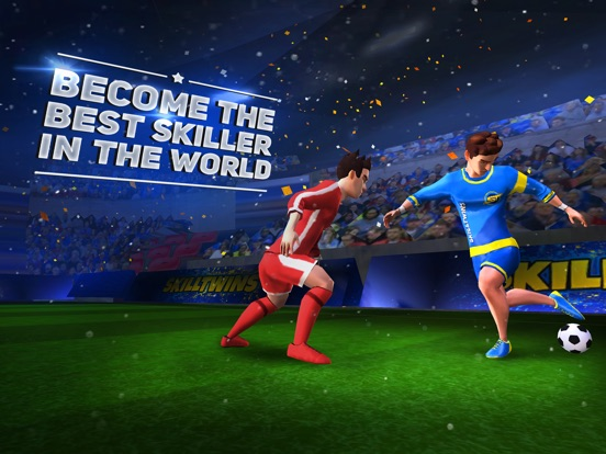 SkillTwins Football Game 2 для iPad