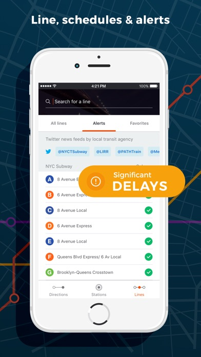 Moovit: Public Transit app image