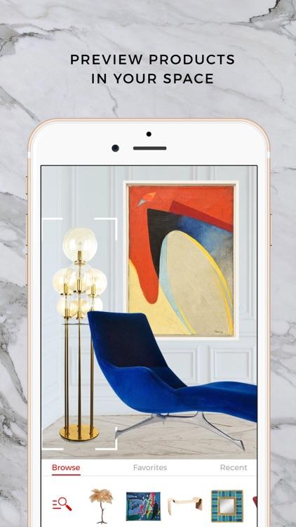 DECASO luxury home decor screenshot-3