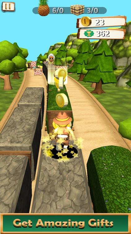 Jungle Runner - 2k18 screenshot-7