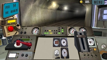 Train Subway 3D Driving Sim