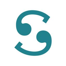 Ícone do app Scribd - audiobooks & ebooks