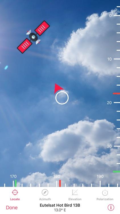 Satellite Pointer - Dish Setup screenshot-3