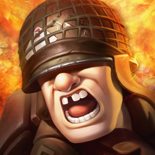 Download War in Pocket free for iPhone, iPod and iPad