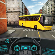 总线模拟器 3D - 城市公交车驾驶和停车