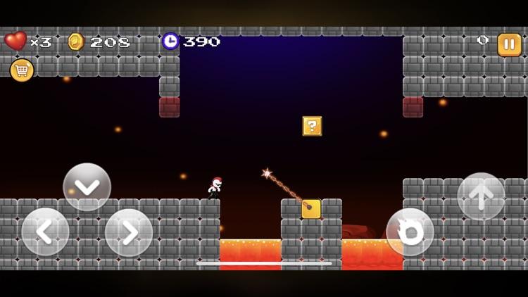 Stickman Warriors : Dark World screenshot-4