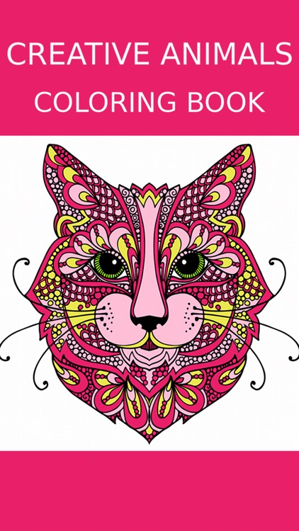Animal Coloring Book Games screenshot-0