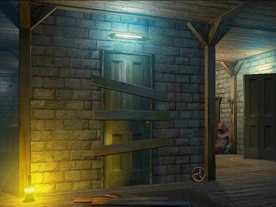 Дом страха побег 2 для iPad