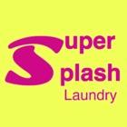 Super splash laundry icon
