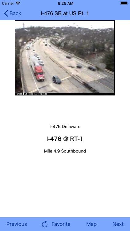 Philadelphia Traffic screenshot-8