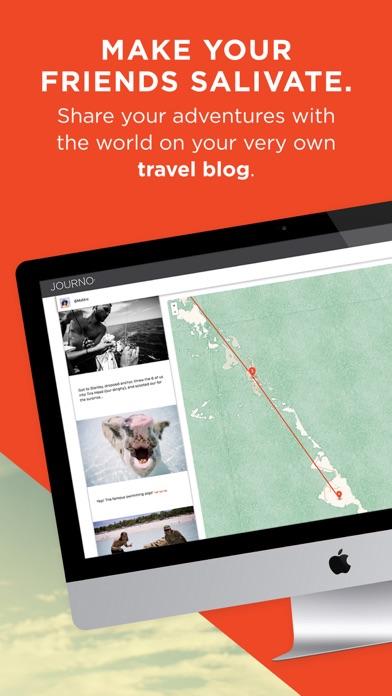 Journo - 旅遊雜誌屏幕截圖3