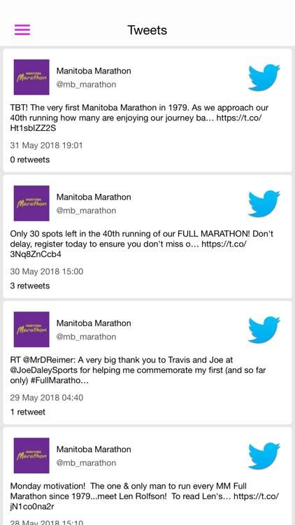 Manitoba Marathon screenshot-3
