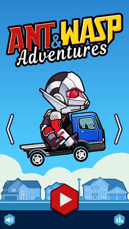 Ant & Wasp Adventures screenshot-4