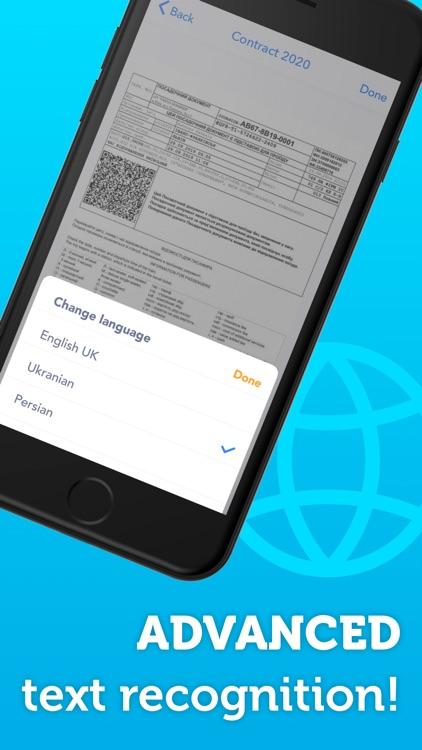PDF Scanner - Scan Studio Pro screenshot-3