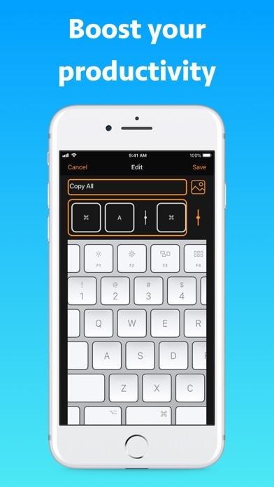 Remote KeyPad & NumPa... screenshot1