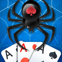 Spider Solitaire by Mint