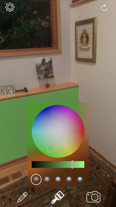 Room Paint screenshot two