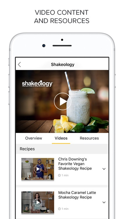 Beachbody Nutrition+ screenshot-1