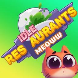 Idle Restaurant Cat Meoww