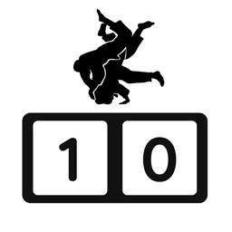Judo Scoreboard